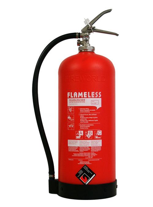 Feuerlöscher Flameless PM10-P 6kg