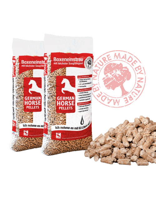 German Horse Pellets